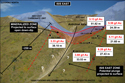 June 17, 2013 - Isis East Annotated Photo