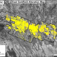 East Goldfield Mineral Alteration