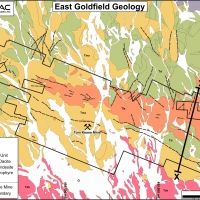 East Goldfield Geology