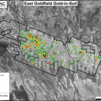 East Goldfield Gold-in-Soil