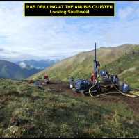 Anubis Cluster RAB Drilling