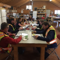 Yukon Mining Alliance Investor Tour 2015